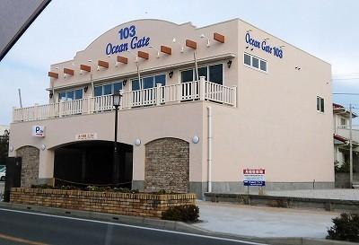 北条海岸沿いの喫茶店と布良など
