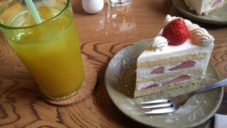 山奥の沖縄料理屋さんー風の道カフェ