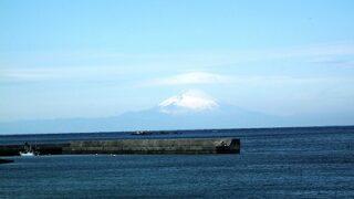 ストロベリーと富士山