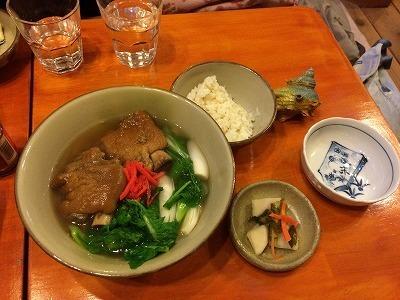 沖縄料理-風の道