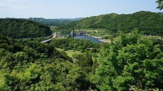 行きあたりばったりドライブ―片倉ダム